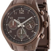 Fossil CH2811 Flight Stainless Steel Watch Brown