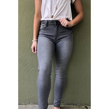 Kan Can Clean Jeans- Grey
