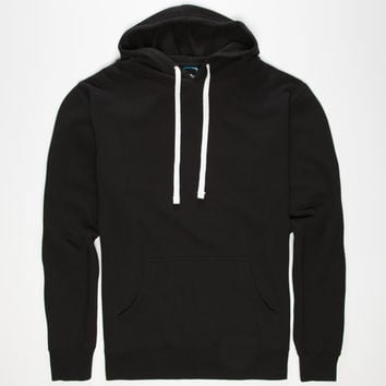 Standard Supply Slim Fit Mens Pullover Hoodie Black  In Sizes