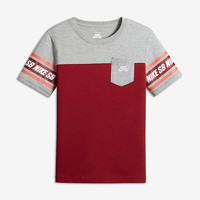 33cd23d09a5 The Nike SB Heritage Pocket Big Kids  (Boys ) T-Shirt (