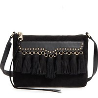 Rebecca Minkoff Multi Tassel Crossbody Bag | Nordstrom