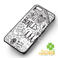 beatles song-ya for iPhone 6S case, iPhone 5s case, iPhone 6 case, iPhone 4S, Samsung S6 Edge