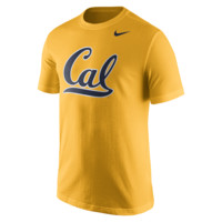 Nike College Cotton Logo (UC Berkeley) Men's T-Shirt