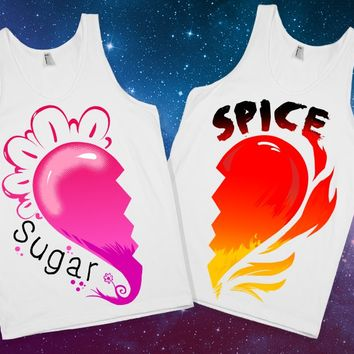 Sugar and Spice-Best Friends Tops