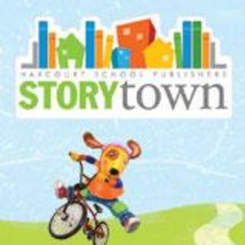 Storytown Advanced Reader 5-Pack Grade K Jen