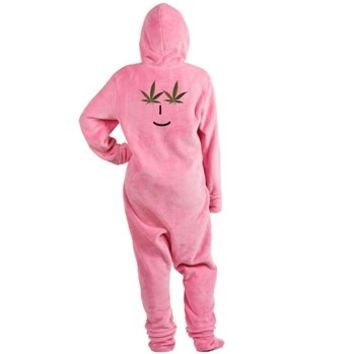 Pot Head Emote Footed Pajamas> The Pot Head Emote> 420 Gear Stop