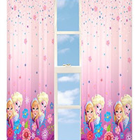 Disney Frozen Breeze Room Darkening Panel, 42 by 63-Inch