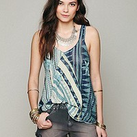 Free People  Madagascar Yarn Tank at Free People Clothing Boutique
