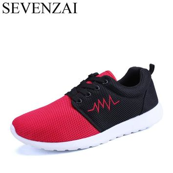 running shoes for men 2017 sport cheap price 350 boost air huarache men sneakers 2017 male cool bona breathable mesh flat shoes