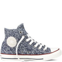 Converse Chuck Taylor All Star Navy Hi Top