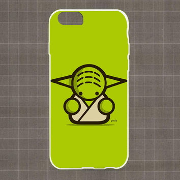Creative Cute Cartoon Star Wars 04 iPhone 4/4S, 5/5S, 5C Series Hard Plastic Case
