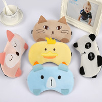 Cute Panda/Bird/Cat/Fox Rest Aid Eye Mask Cover EyePatch Beauty Breathe Sleeping  Mask Travel Rest Aid Eye Mask Cover Eye Patch