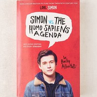 Simon vs. The Homo Sapiens Agenda By Becky Albertalli | Urban Outfitters