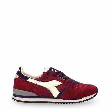 Diadora Heritage Exodus Men Red Sneakers
