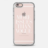 Change Your iPhone Case Every Day | Casetify iPhone Case | More Issues Than Vogue Design by Rex Lambo  (iPhone 6, 6s, 6 Plus, 6s Plus, 7)