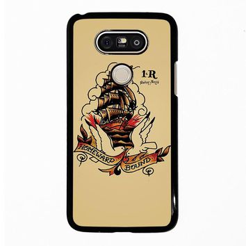 SAILOR JERRY LG G5 Case Cover