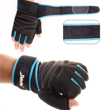 Gym Body Building Training Sports Fitness Weight Lifting Gloves For Men and Women FREE SHIPPING!