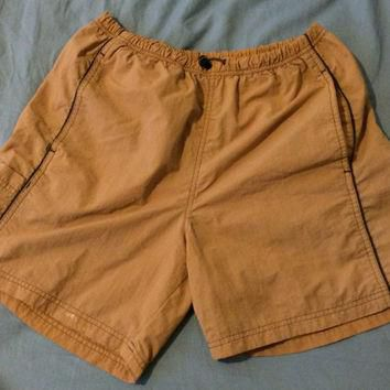 Sale!! Vintage REI casual running swimming gym Shorts Columbia outdoor sport The North
