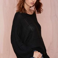 Chill Factor Sweater