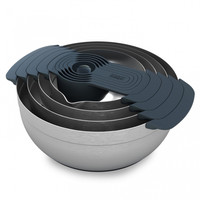 Nest 100: Stainless Bowl Set - A+R Store