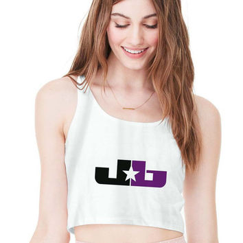 JB Justin Bieber For Womens Crop Tank **