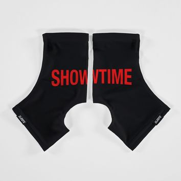 Showtime Black Spats / Cleat Covers