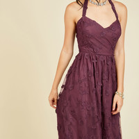 Ladies and Genteel Midi Dress | Mod Retro Vintage Dresses | ModCloth.com