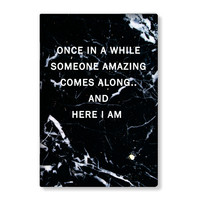 Here I Am Notebook