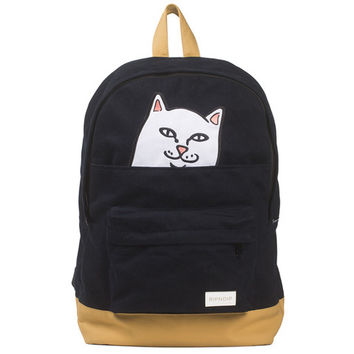 LORD NERMAL NAVY BACKPACK