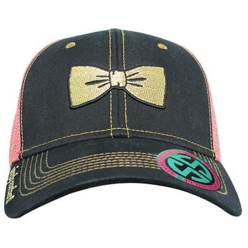 """Simply Southern """"Bow"""" Mesh Hat"""
