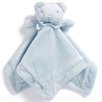 Infant Boy's Ralph Lauren Plush Bear Blanket