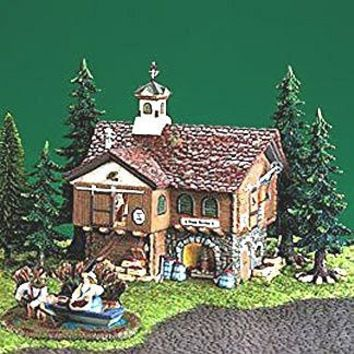 Department 56 *** the Cranberry House ** 56.56627
