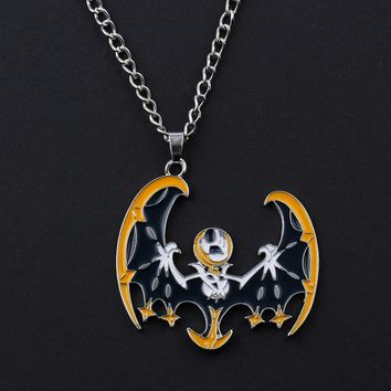 Hot Selling Nightmare Before Christmas Jewelry, Jack and Sally Jewelry, Jack Skellington, Tim Burton Unique Jewelry