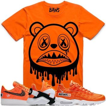 BAWS DRIP Sneaker Tees Shirt to Match - Nike Just Do It
