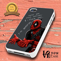 Deadpool (3)    for iphone, ipod, samsung galaxy, HTC and Nexus PHONE CASE