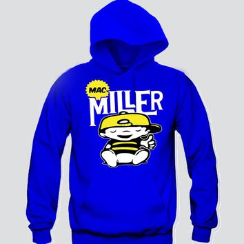 Mac Miller 2colors Unisex Hooded Sweatshirt Funny and Music
