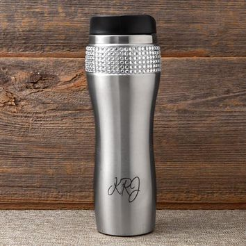 You Go Girl - Bling Tumbler