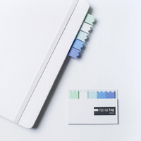 Zig Zag Index Sticky Note Set