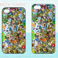 Adventure time case iphone 4/4s case iphone 5 case iphone 5s case iphone 5c case,iphone 4/4s case iphone 5 5s 5c case for phone