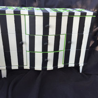 Beetlejuice Themed Large Jewelry Box