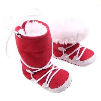 Newborn Baby Uggs winter booties