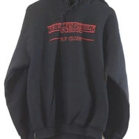 Hawkins Middle School AV Club Black Unisex Hoodie