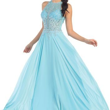 Long Formal Prom Dress 2018