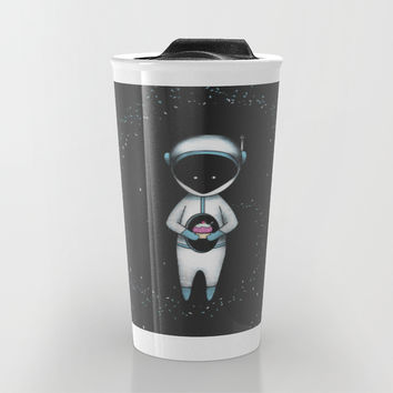 Filling the Void Travel Mug by MidnightCoffee