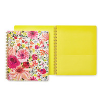 Dahlia - Large Spiral Notebook - Kate Spade