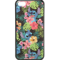 Disney Lilo & Stitch Floral iPhone 5C Case