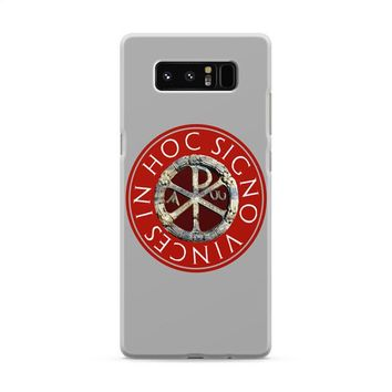 CHI-RHO MONOGRAM Samsung Galaxy Note 8 Case