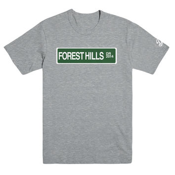 Forest Hills Dr Cole World J Cole Dreamville Forest Hills 2014 T Shirt