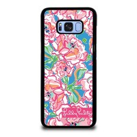 LILLY PULITZER CHARMS Samsung Galaxy S8 Plus Case Cover