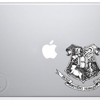 Harry Potter MacBook Decal Mac Apple Pro Sticker 13 by MegaVinyl